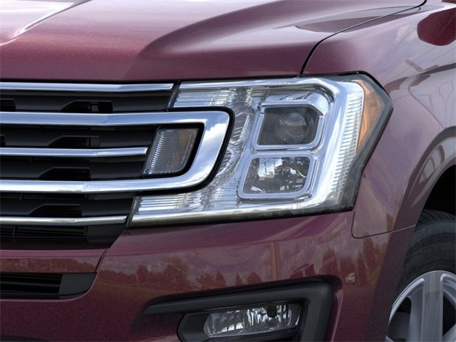 2020 Burgundy Velvet Metallic Tinted Clearcoat Ford Expedition XLT Automatic SUV 4 Door 3.5L 6-Cylinder Engine