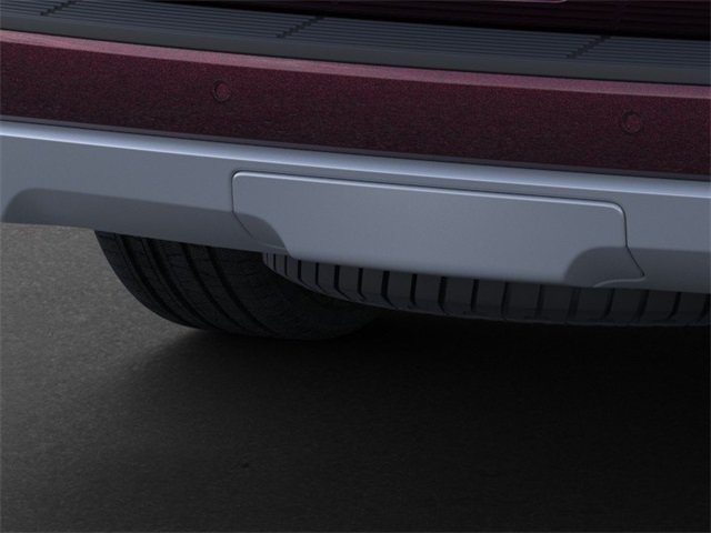 2020 Burgundy Velvet Metallic Tinted Clearcoat Ford Expedition XLT 4 Door 4X4 SUV