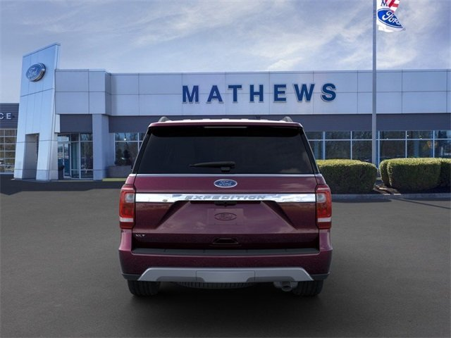 2020 Burgundy Velvet Metallic Tinted Clearcoat Ford Expedition XLT 3.5L 6-Cylinder Engine SUV Automatic 4 Door 4X4