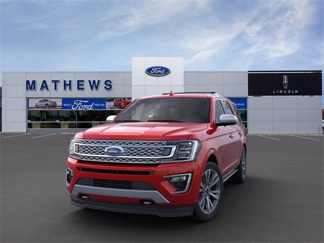 2020 Ford Expedition Platinum 4X4 EcoBoost 3.5L V6 GTDi DOHC 24V Twin Turbocharged Engine 4 Door SUV Automatic