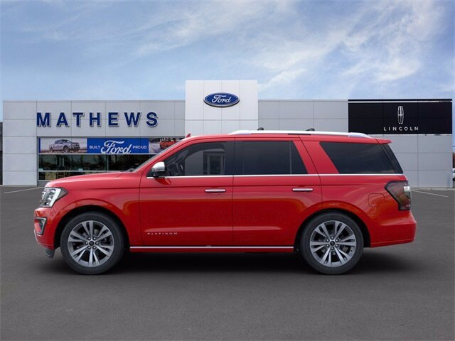 2020 Ford Expedition Platinum SUV 4 Door Automatic