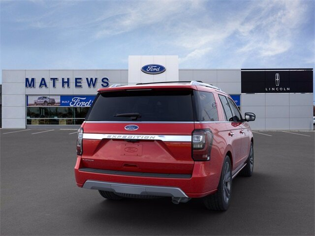 2020 Ford Expedition Platinum 4 Door Automatic 4X4