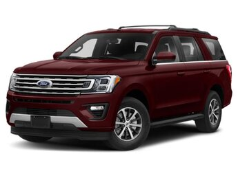 2020 Burgundy Velvet Metallic Tinted Clearcoat Ford Expedition Limited SUV 3.5L V6 Engine 4 Door