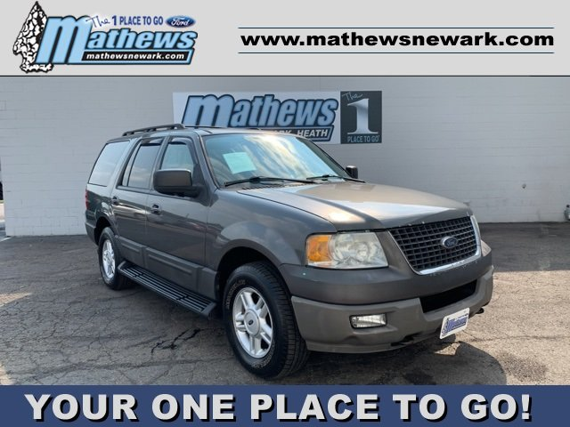 2005 Ford Expedition 5.4L 4WD Automatic 5.4L 8-Cylinder Engine SUV 4 Door 4X4