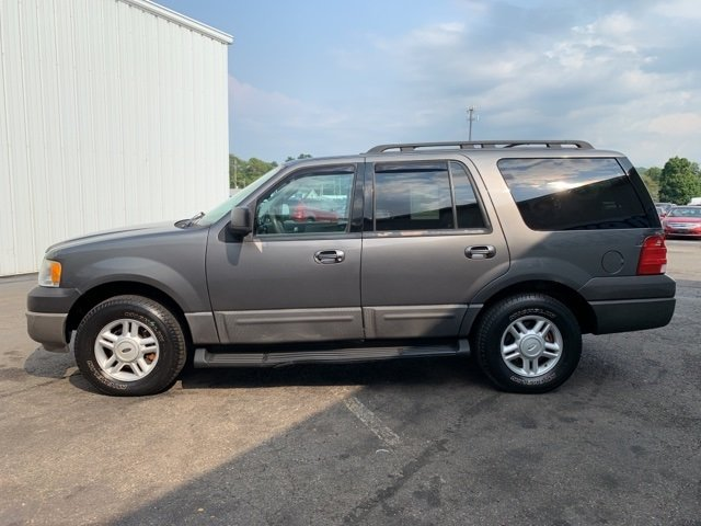 2005 Gray Ford Expedition 5.4L 4WD 4X4 SUV Automatic 4 Door
