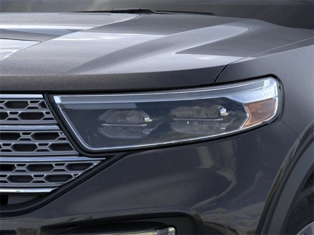 2020 Ford Explorer Limited RWD SUV 2.3L 4-Cylinder Engine Automatic