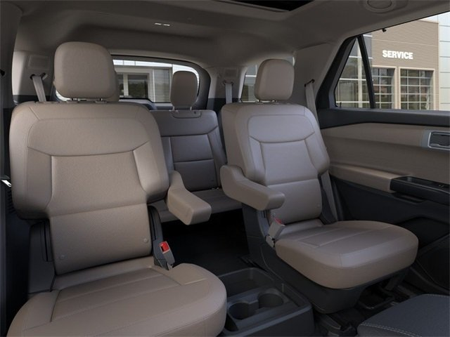 2020 Ford Explorer Limited RWD SUV Automatic 4 Door 2.3L 4-Cylinder Engine