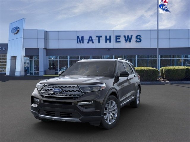 2020 Ford Explorer Limited RWD 2.3L 4-Cylinder Engine SUV 4 Door