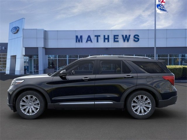 2020 Ford Explorer Limited Automatic RWD SUV