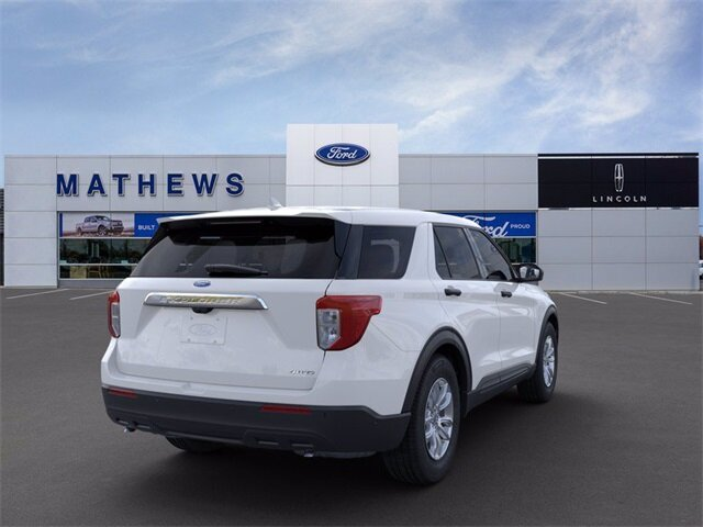 2021 Ford Explorer Base Automatic 4X4 SUV