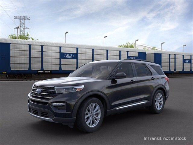 2020 Ford Explorer XLT 4 Door SUV Automatic AWD