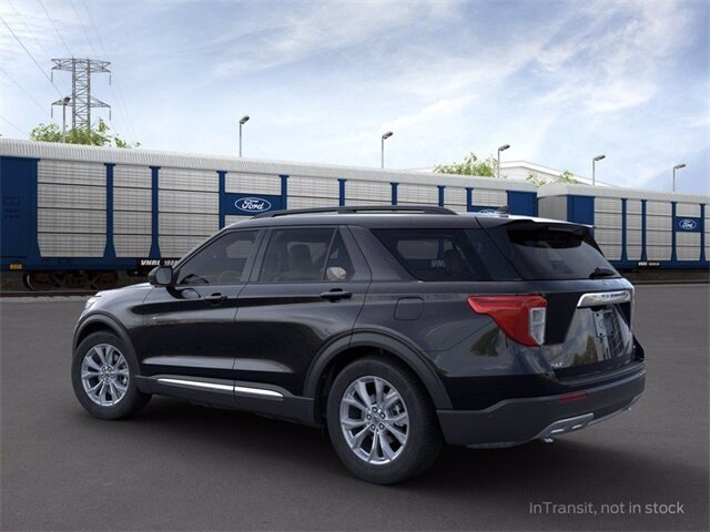 2020 Ford Explorer XLT AWD 4 Door SUV Automatic