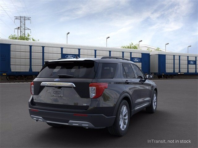 2020 Ford Explorer XLT 4 Door AWD 2.3 L 4-Cylinder Engine Automatic SUV