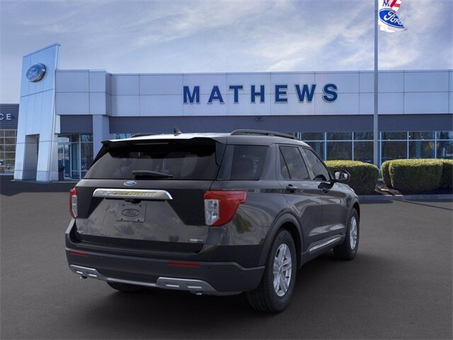 2020 Ford Explorer XLT Automatic AWD 2.3 L 4-Cylinder Engine SUV 4 Door