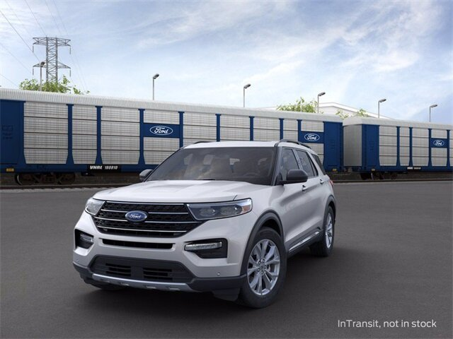 2020 Ford Explorer XLT Automatic AWD 4 Door 2.3 L 4-Cylinder Engine SUV