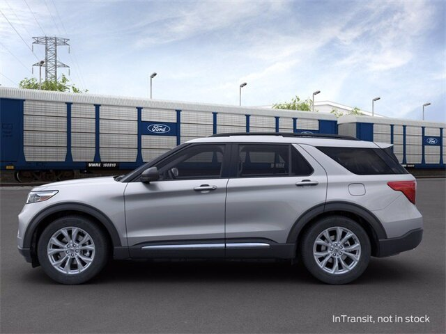 2020 Ford Explorer XLT 2.3 L 4-Cylinder Engine SUV AWD Automatic