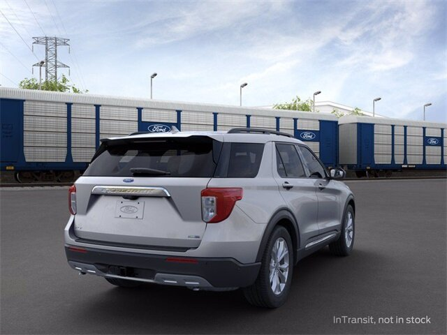 2020 Ford Explorer XLT 2.3 L 4-Cylinder Engine SUV 4 Door Automatic