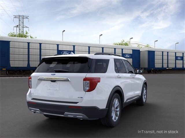 2020 Ford Explorer XLT 2.3 L 4-Cylinder Engine SUV AWD 4 Door Automatic