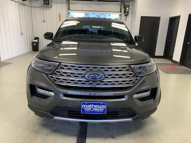 2020 Ford Explorer Limited 4 Door 2.3L 4 cyls Engine SUV Automatic