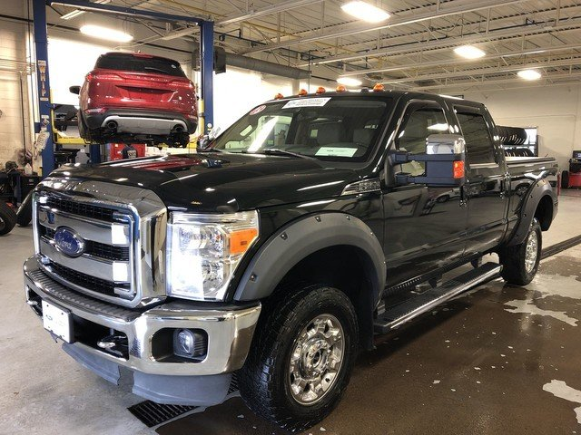 2015 Ford Super Duty F-250 SRW Lariat Truck 6.2L 8-Cyl Engine Automatic