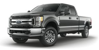 2019 Ford Super Duty F-250 SRW XLT Automatic 6.2L 8-Cyl Engine 4X4