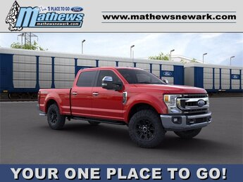 2020 Ford Super Duty F-250 SRW 4WD Crew Cab Box 7.3 L 8-Cylinder Engine Automatic 4 Door
