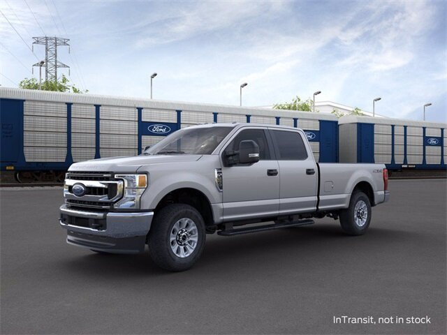 2020 Ford Super Duty F-250 SRW 4WD Crew Cab Box 7.3 L 8-Cylinder Engine 4X4 Truck Automatic 4 Door