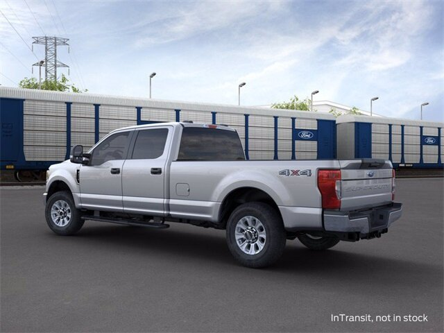 2020 Ford Super Duty F-250 SRW 4WD Crew Cab Box 4X4 Automatic 7.3 L 8-Cylinder Engine Truck