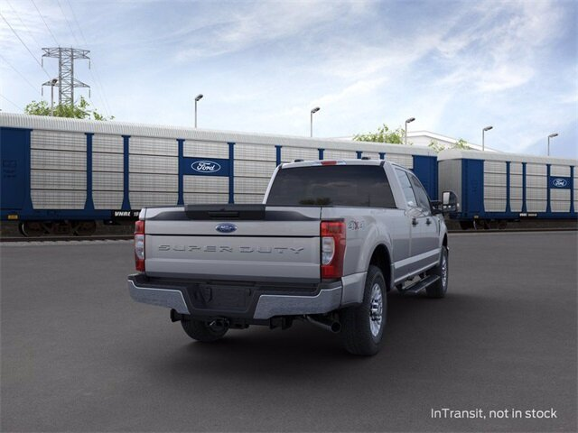 2020 Ford Super Duty F-250 SRW 4WD Crew Cab Box 7.3 L 8-Cylinder Engine Truck 4X4