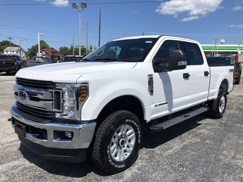 2019 Ford Super Duty F-250 SRW XLT 4X4 4 Door Truck 6.7L 4v OHV Power Stroke V8 Turbo Diesel B20 Engine