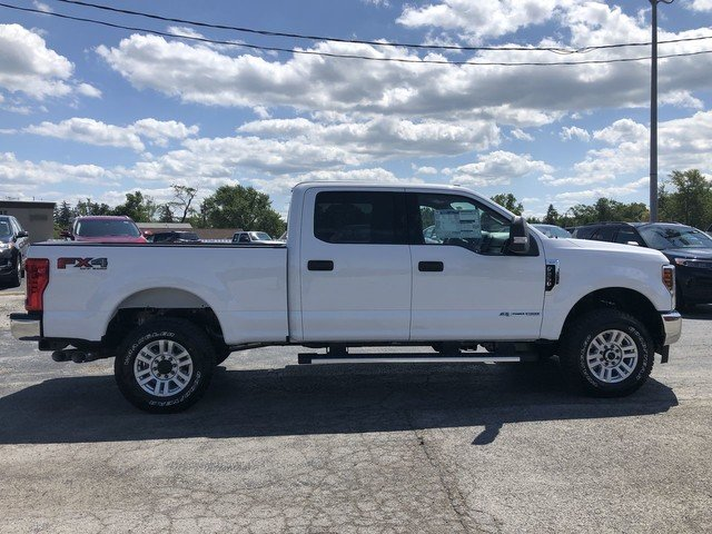 2019 Ford Super Duty F-250 SRW XLT 6.7L 4v OHV Power Stroke V8 Turbo Diesel B20 Engine 4X4 4 Door Truck