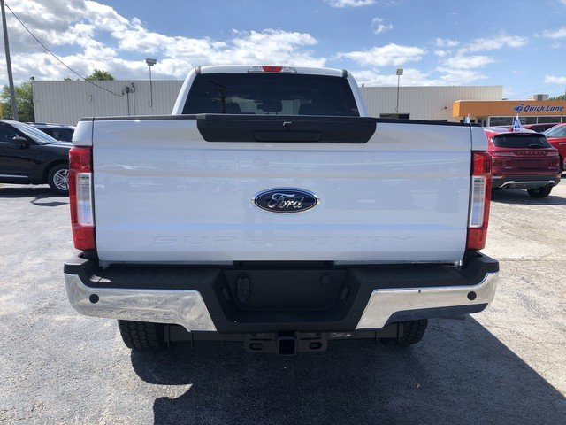 2019 Ford Super Duty F-250 SRW XLT 4 Door Truck 6.7L 4v OHV Power Stroke V8 Turbo Diesel B20 Engine