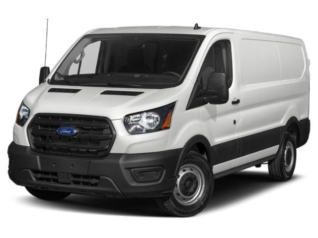 2020 Oxford White Ford Transit Cargo Van T-250 Low Rf 9070 GVWR RWD Van RWD 3.5 L 6-Cylinder Engine Automatic