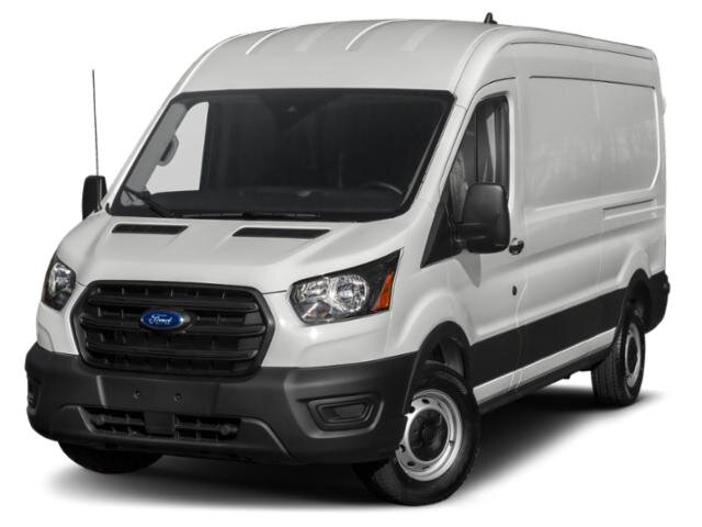 2020 Oxford White Ford Transit Cargo Van T-250 Med Rf 9070 GVWR AWD Automatic AWD Van