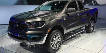 2019 Ford Ranger LARIAT 4 Door Automatic RWD Truck