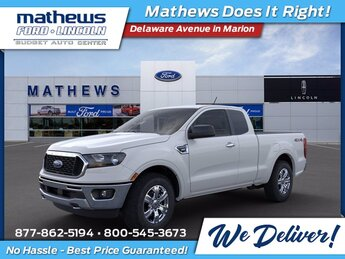 2021 Ford Ranger XLT 4X4 Automatic 4 Door Truck