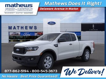2021 Ford Ranger XL Automatic EcoBoost 2.3L I4 GTDi DOHC Turbocharged VCT Engine 4 Door Truck