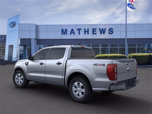 2020 Ford Ranger 4WD SuperCrew 5' Box 4 Door 2.3 L 4-Cylinder Engine Truck
