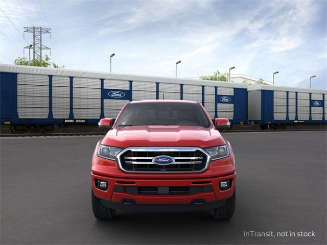 2020 Ford Ranger 4WD SuperCrew 5' Box Truck 2.3 L 4-Cylinder Engine 4X4 Automatic 4 Door