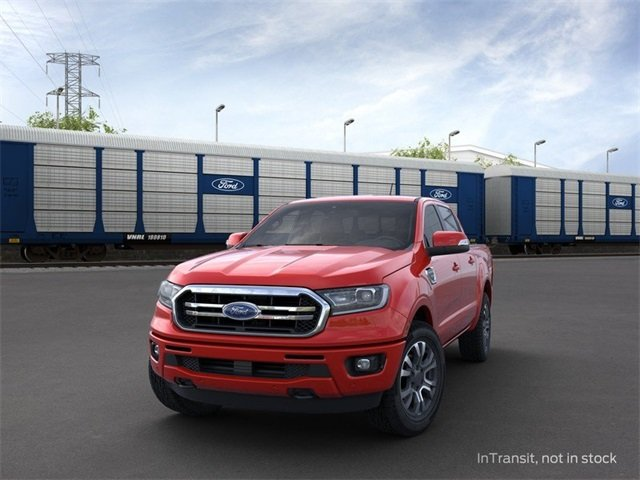 2020 Ford Ranger 4WD SuperCrew 5' Box Truck 4X4 2.3 L 4-Cylinder Engine