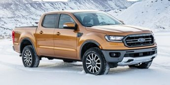 2019 Ford Ranger LARIAT Truck 4 Door Automatic 4X4