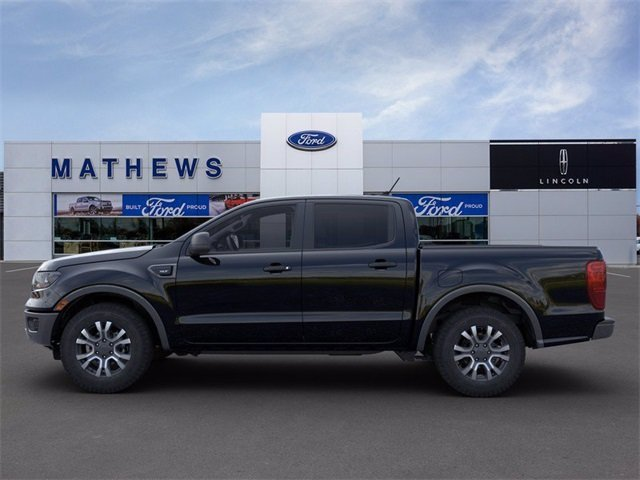 2020 Shadow Black Ford Ranger XLT Truck Automatic 4 Door 4X4 EcoBoost 2.3L I4 GTDi DOHC Turbocharged VCT Engine