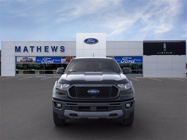 2020 Ford Ranger XLT Truck EcoBoost 2.3L I4 GTDi DOHC Turbocharged VCT Engine Automatic