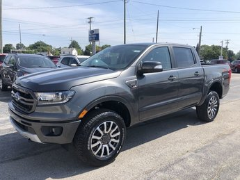 2019 Ford Ranger LARIAT 4X4 4 Door 2.3L Ecoboost Engine