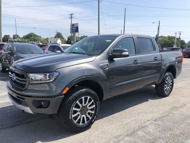 2019 Ford Ranger LARIAT Truck 2.3L Ecoboost Engine 4 Door
