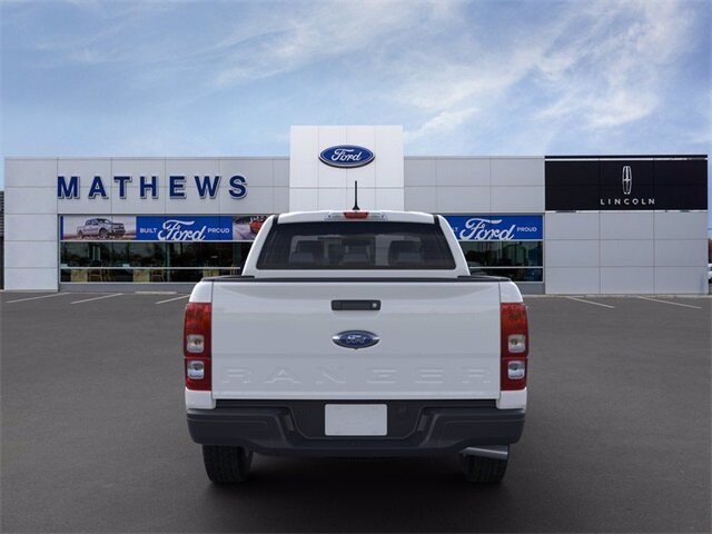 2021 Ford Ranger XL Automatic 4 Door EcoBoost 2.3L I4 GTDi DOHC Turbocharged VCT Engine 4X4