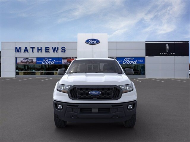2021 Ford Ranger XL Truck 4 Door 4X4 EcoBoost 2.3L I4 GTDi DOHC Turbocharged VCT Engine