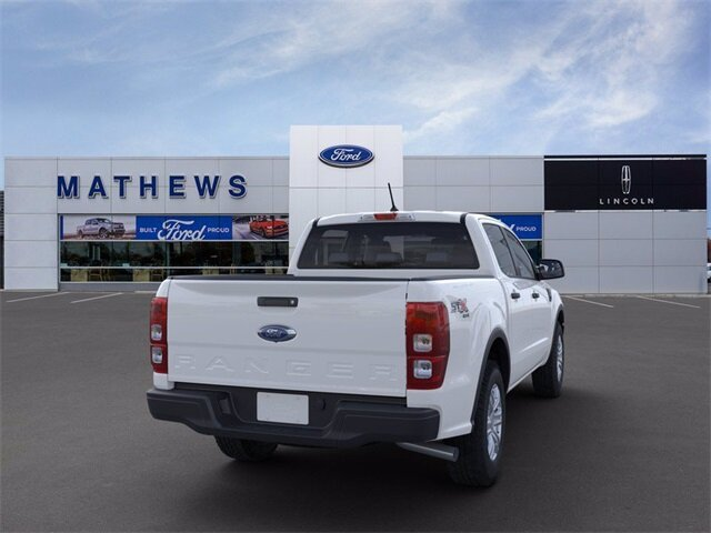 2021 Oxford White Ford Ranger XL Truck Automatic 4 Door