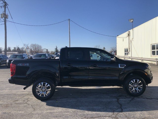 2019 Ford Ranger LARIAT 4 Door Automatic 4X4 Truck