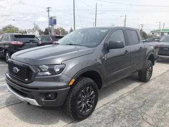 2019 Ford Ranger XLT Truck 4 Door Automatic 4X4 2.3L 4-Cyl Engine